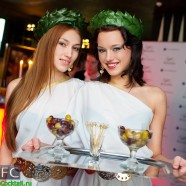 Открытие серии вечеринок – препати Греческой Регаты в клубе РАЙ