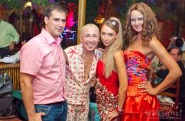 Всероссийский конкурс танцев живота в ресторане «Узбекистан»